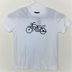 French Connection USA Motorcycle Tee